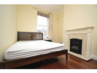 A large Double room with own shower and w/c and all the bills included in the price,