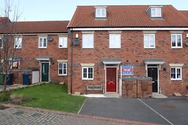 We bring to the rental market this three bedroom town house situated in Blaydon.