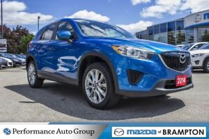 2014 Mazda CX-5 GX. CRUISE CTRL. A/C. MP3. KEYLESS