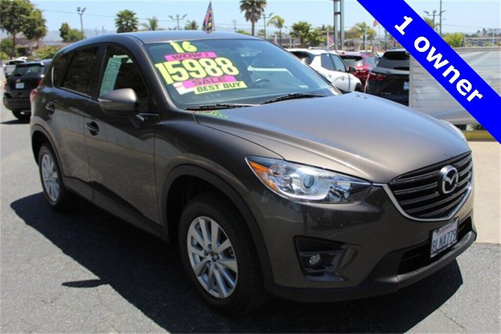Owner 2016 Mazda CX-5, Titanium Flash Mica with 24042 Miles available now!