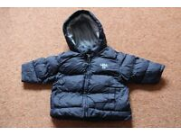 Next Baby Boy's Winter Coat – Size 6 – 9 Months