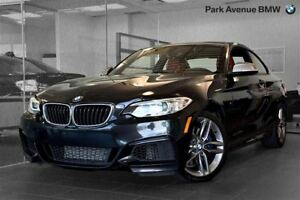 2016 BMW M235i xDrive // PERFORMANCE EXHAUST // INTERIEUR ROUGE