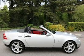 For Sale my beloved SLK 230 . What a lovely car. Excellent condition with service history.