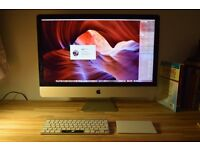 "Apple iMac 27"" 16GB (late 2013) 3.2GHZ i5 1TB HDD in Perfect condition."