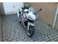 Suzuki SV1000S Great condition, low miles, new tyres, heated grips