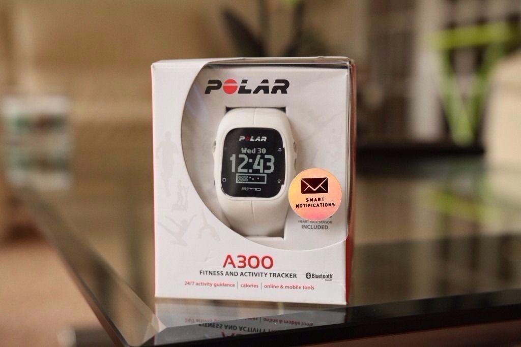 Polar A300 - Fitness Tracker Watch