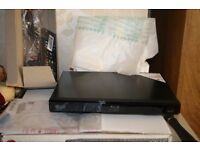 LG Blu-Ray DVD Player with Remote Control Brand New in Box