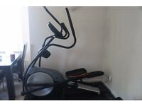 NordicTrack E9.5 Front Drive Elliptical Cross Trainer with Power Ramp - A1 Condition