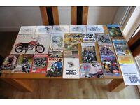 Motorcycle Memorabilia