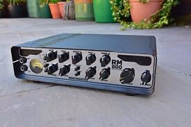 Ashdown Rootmaster RM-800-Evo bass Amp Head.... WILL POST