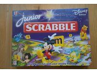 Junior Scrabble - Disney Edition - sealed - rare