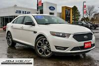 2015 Ford Taurus SHO AWD FORD EXEC DRIVEN W/ ROOF & NAV