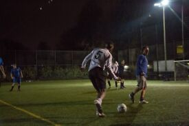 Wednesday 8 a-side 4G Football Players Wanted - Camden/Tufnell Park - Play When You Want, 8-9pm