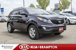 2014 Kia Sportage LX|BLUETOOTH|HTD SEATS| BUCKETS|ALLOYS|SAT RDI