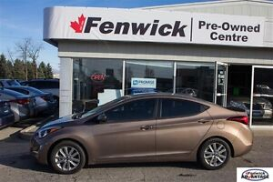 2015 Hyundai Elantra Sport - One Owner - Accident Free