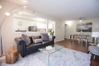 Flash FALL Sale $250 off 1 bdrm furnished suites downtown!