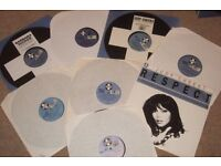 """8 x 12"""" Positiva Records Vinyl Collection OLD SKOOL HOUSE!!"""