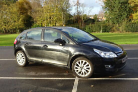 2010 Citroen C4 Exclusive Automatic Diesel
