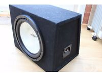 "12"" car subwoofer MUTANT 700w (car sub no amp)"