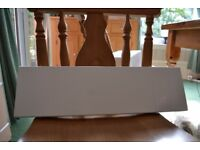 Kitchen Drawer Fronts. White High Gloss. Shaker Style from Wrens