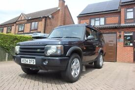 2004 Discovery 2 TD5 Persuit 7 Seat