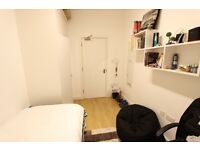 LARGE DOUBLE ROOM TO RENT. Proff, Singles only. Available Now. FITZROVIA, MARYLEBONE, COVENT GARDEN