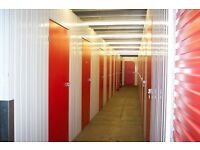 Steel Self Storage Rooms of various sizes for domestic and commercial use