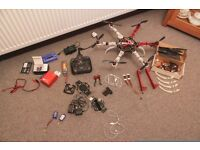 DJI F550 HEXCOPTER KIT - EVERYTHING NEEDED!