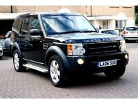 LAND ROVER DISCOVERY 3 2.7 TDI HSE AUTOMATIC 5 DOOR 7 SEATS FSH HPI CLEAR EXCELLENT CONDDITION