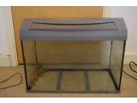Tetra Fish tank With heater