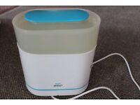 Electric Philips Avent Steriliser