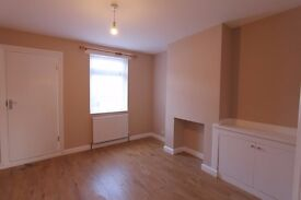 A newly refurbished 2 bed house with garden and off st parking in Central Croydon