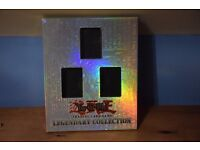 Yugioh Legendary collection binder   Delivery available!