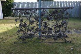 Beautiful Wrought Iron,Balustrade,Fences ,custom creations.