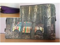 """Paul Smith - Limited Edition Macbook 15"""" Non-Retina Sleeve - Great Condition"""
