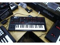 Roland JD-XI Keyboard Synthesizer At Sherwood Phoenix - Clearance Sale