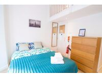 SHORT STAY W14 Outstanding Split Level Studio £465 pw All Bill Included