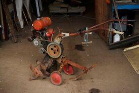 Vintage 2 Stroke Rotovator