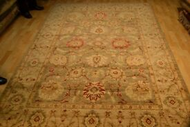 Turkish Zeigler Carpet Size: 2.89 x 1.86