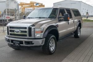 2008 Ford F-350 Leather