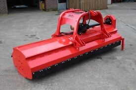 Votex 2.4m Flail Mower- Really Heavy Duty
