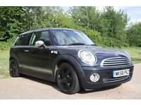 2008 MINI Clubman 1.6 Cooper Auto 4dr Full Service History, 2 KEYS, 3 MONTHS WARRANTY, PX WELCOME