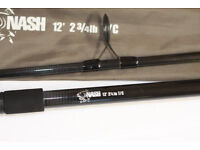 Kevin Nash OUTLAW 12 foot Carp Rod For Sale