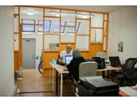 6 Person Office Space in Shoreditch at E1 6PJ ALL INC £1900