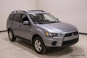 2013 Mitsubishi Outlander ES - ONLY 1 Owner