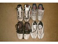 Football boots size 12 (kids)