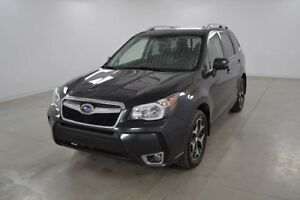 2016 Subaru Forester XT Limited 4WD EyeSight*GPS*Cuir*Toit Panor