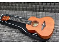 Aklot Solid mahogany top Concert ukulele - NEW with bag