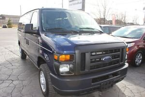 2012 Ford E-150 XL 8 Passenger