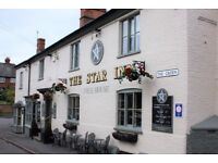 Experienced Part-Time Bar Or Waiting Staff - Urgently Required for Busy Hotel & Restaurant